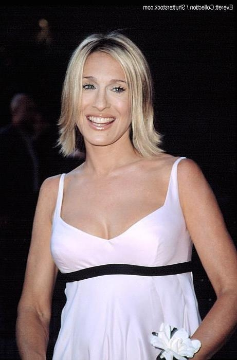Sarah Jessica Parker Hairstyles With Sarah Jessica Parker Short Hairstyles (View 15 of 20)