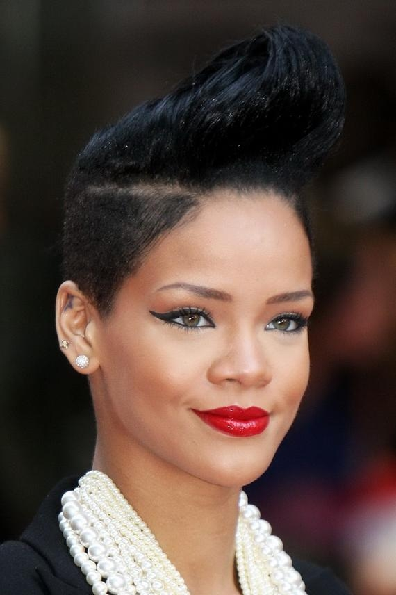 Sexy Short Hairstyles For Black Women : 8 Superb Black Short Within Sexy Black Short Hairstyles (View 18 of 20)