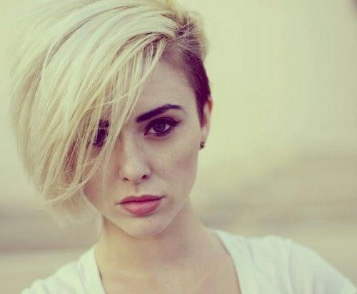 Short Blonde Hair Style! Not All Hippie Girls Have To Have Long Within Hippie Short Hairstyles (View 11 of 20)