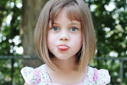 Short Bob Haircuts For Kids With Bangs Images – New Hairstyles In Kids Short Haircuts With Bangs (View 17 of 20)