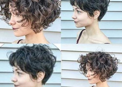 Short Curly Haircuts | Short Hairstyles 2016 – 2017 | Most Popular Intended For Thick Curly Hair Short Hairstyles (View 11 of 20)