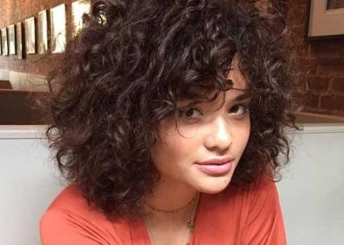 Short Curly Haircuts | Short Hairstyles 2016 – 2017 | Most Popular With Regard To Short Haircuts With Curly Hair (View 19 of 20)