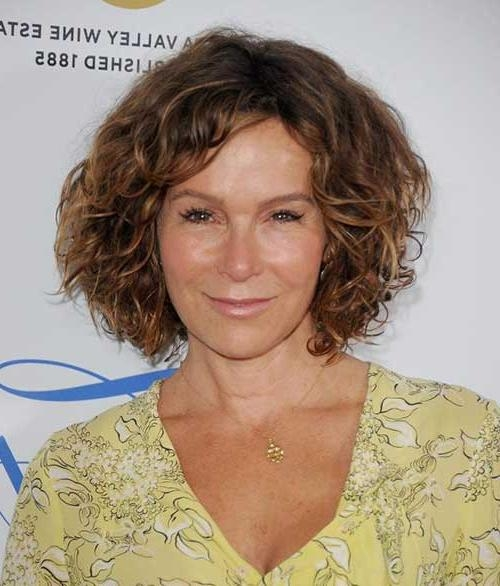 Short Curly Hairstyles For Over 50 | Short Hairstyles 2016 – 2017 With Regard To Short Haircuts For Older Women With Curly Hair (View 11 of 20)