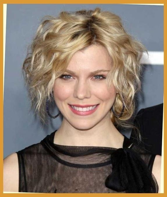 Short Curly Hairstyles For Thin Hair | Short Hairstyles 2015 For With Regard To Short Hairstyles For Thin Curly Hair (View 15 of 20)