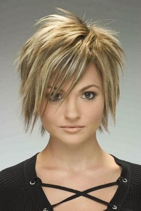 Short Easy Hairstyles | Hairstyle Trends Inside Wispy Short Haircuts (View 11 of 20)