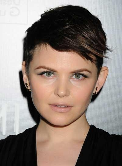Short, Edgy Hairstyles For Round Faces – Beauty Riot For Edgy Short Haircuts For Round Faces (Gallery 5 of 20)