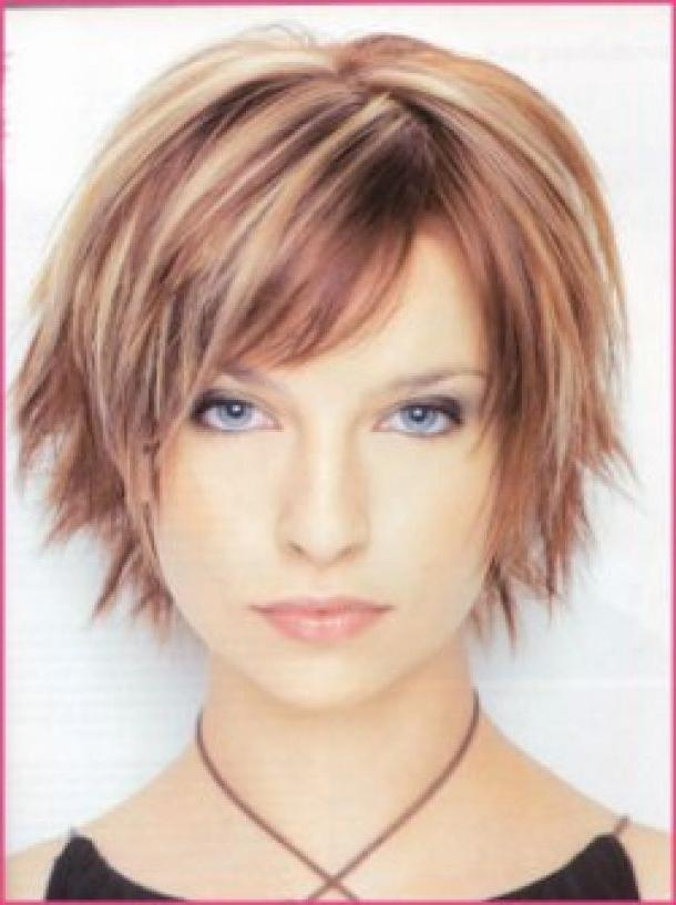 Short Hair Choppy Layers | Hair Style And Color For Woman With Choppy Short Hairstyles (View 19 of 20)