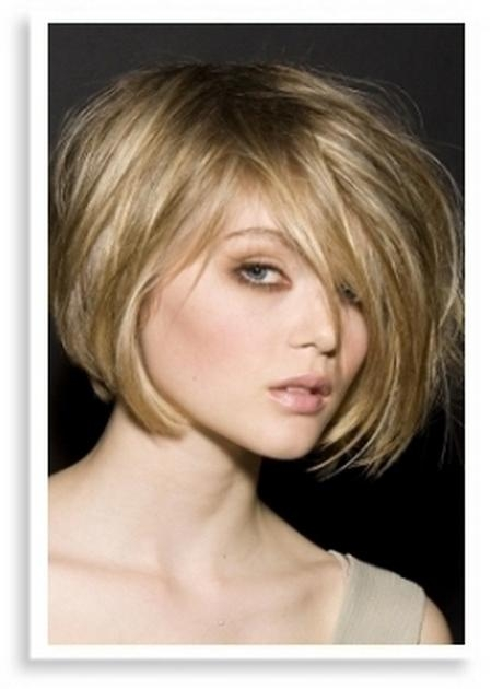Short Hair Cuts For Heart Shaped Faces | Hair Style And Color For With Regard To Cute Short Haircuts For Heart Shaped Faces (View 16 of 20)