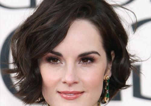 Short Hair Cuts For Square Faces   Hair Style And Color For Woman Intended For Short Hairstyles For A Square Face (View 17 of 20)