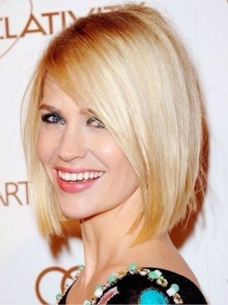 Short Hair Oblong Face Nice Looking Haircuts Glamor – Hair Styles In Short Haircuts For Big Noses (View 7 of 20)