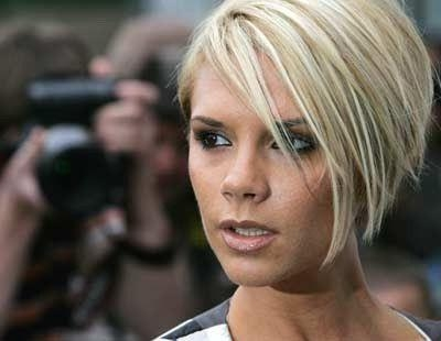 Short Hair Styles For Girls – Posh Spice | Hair | Pinterest | Pelo Throughout Posh Spice Short Hairstyles (View 17 of 20)