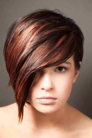 Short Hair Styles Trends 2015 For Women Throughout Dramatic Short Hairstyles (View 15 of 20)