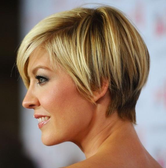 Short Haircut For 2015: Cute Layered Razor Cut Hairstyle Throughout Razor Cut Short Hairstyles (View 14 of 20)
