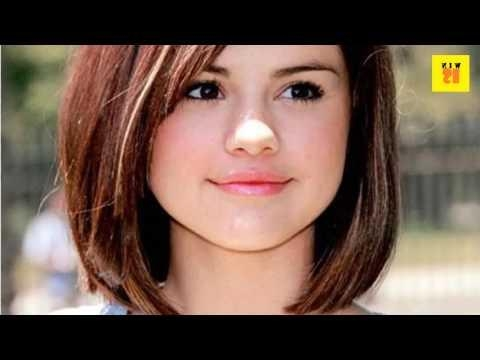 Short Haircut Ideas For Thick Hair And Chubby Faces – Youtube In Short Hairstyles For Big Cheeks (View 18 of 20)
