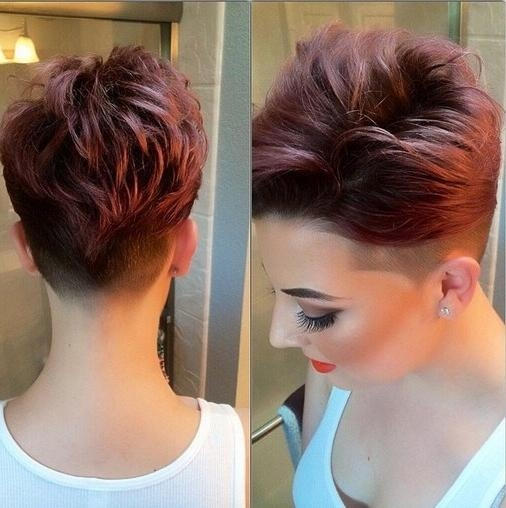 Short Haircuts 2015 Spring | Short Hairstyles For Short Hairstyles For Spring (View 12 of 20)