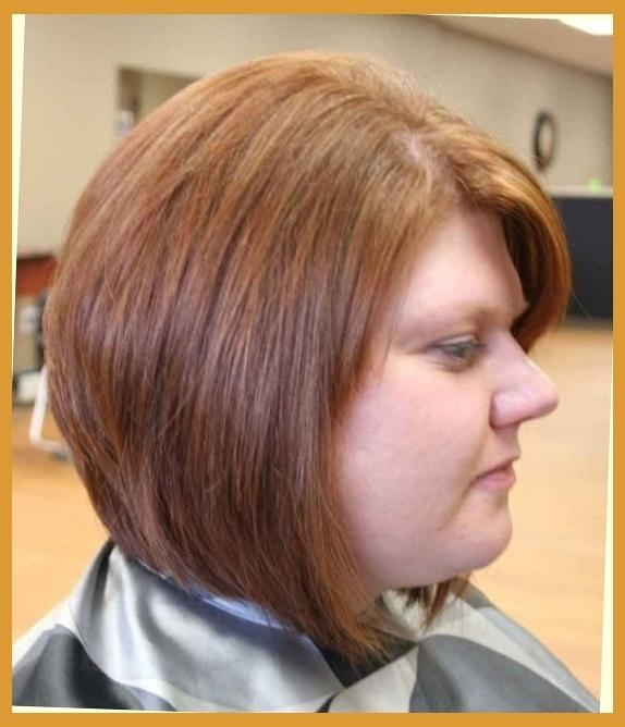 Short Haircuts For Fat Round Faces Pertaining To Warm | Hairstyles In Short Hairstyles For Heavy Round Faces (View 11 of 20)