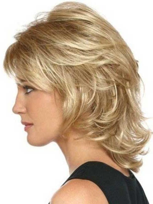 Short Haircuts For Full Figured Women – Hairs Picture Gallery Inside Short Haircuts For Full Figured Women (View 10 of 20)