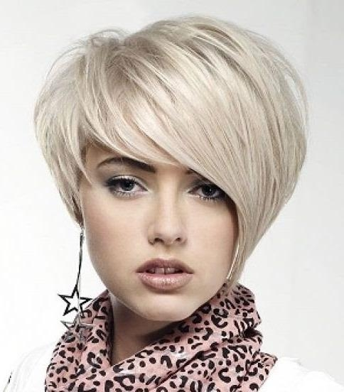 Short Haircuts For Full Figured Women – Hairs Picture Gallery With Regard To Short Haircuts For Full Figured Women (View 7 of 20)