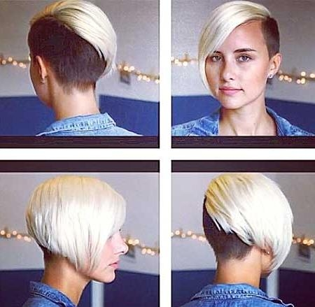 Short Haircuts For Girls 2014 – 2015 | Short Hairstyles 2016 Regarding Dramatic Short Hairstyles (View 2 of 20)