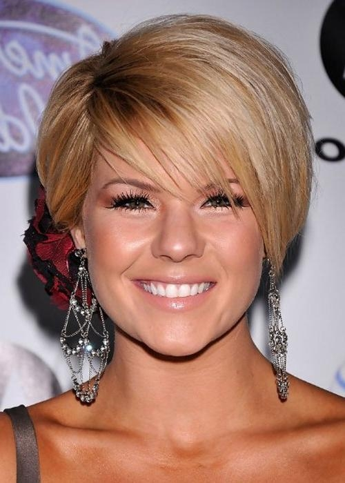 Short Haircuts For Heavy Faces – Hairstyle Foк Women & Man Within Short Haircuts Bobs For Round Faces (View 18 of 20)