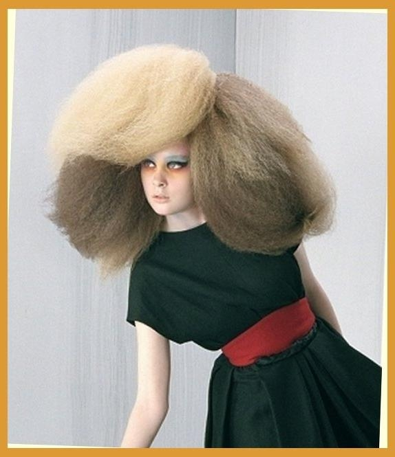 Short Haircuts For Thick Frizzy Hair Regarding Found Glamour Inside Short Haircuts For Thick Frizzy Hair (View 15 of 20)