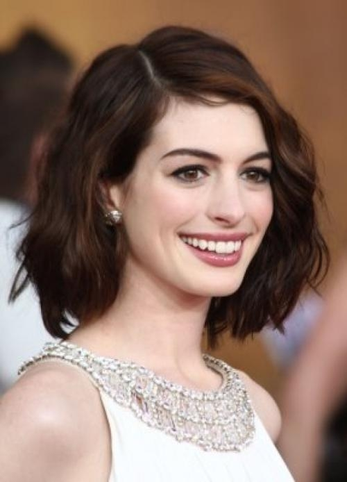Short Haircuts For Thick Hair – Spectacular, Classy & Fabulous Regarding Thick Wavy Short Haircuts (View 13 of 20)
