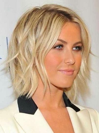 Short Haircuts For Thin Wavy Hair – Short Hairstyles Cuts Within Short Haircuts For Thin Curly Hair (View 17 of 20)