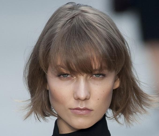 Short Haircuts For Women 2018 Pertaining To Karlie Kloss Short Haircuts (View 12 of 20)