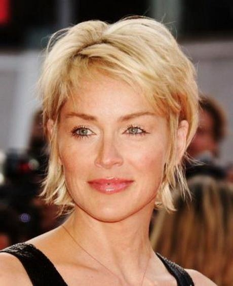 Short Haircuts For Women In Their 40's | To Tighten The Your Throughout Short Hairstyles For Women In Their 40s (View 5 of 20)