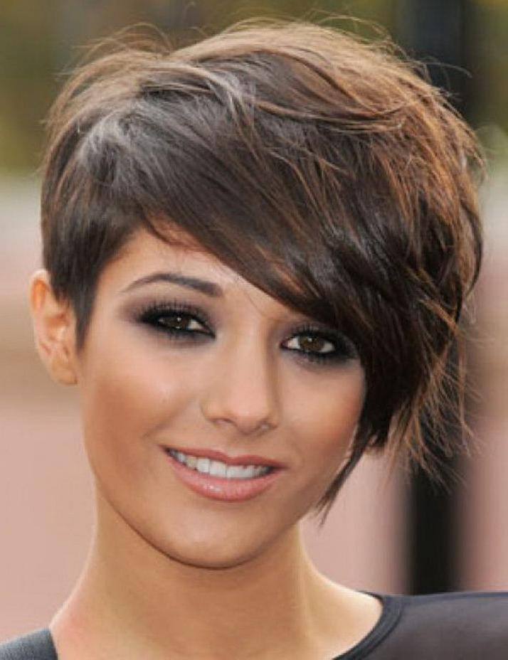 Short Hairstyles And Cuts | Best Short Hairstyles For Thick Hair With Regard To Short Haircuts For Round Faces And Thick Hair (View 14 of 20)