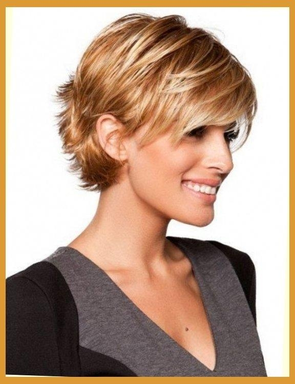 Short Hairstyles And Cuts | Short Haircuts For Fine Hair And Oval Regarding Short Hairstyles For Fine Hair And Long Face (View 13 of 20)