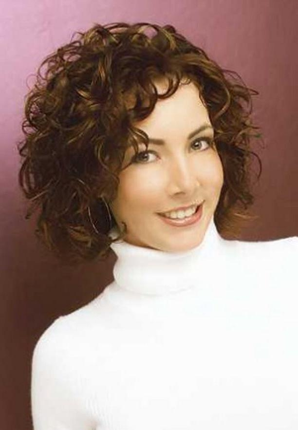 Photo Gallery Of Short Haircuts For Wavy Frizzy Hair Viewing 8 Of