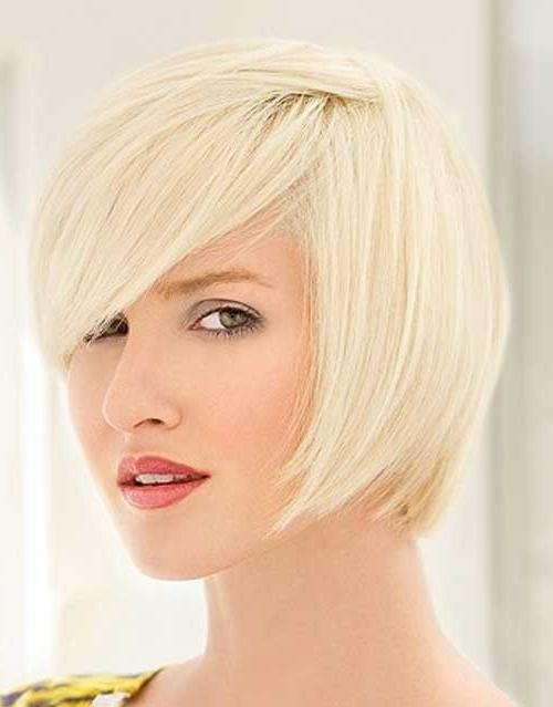 Short Hairstyles: Beauty Tips Cute Hairstyles For Short Thin Hair With Short Haircuts For Blondes With Thin Hair (View 18 of 20)