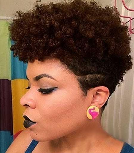 Short Hairstyles Black Hair 2014 – 2015 | Short Hairstyles 2016 Inside Curly Black Short Hairstyles (View 17 of 20)