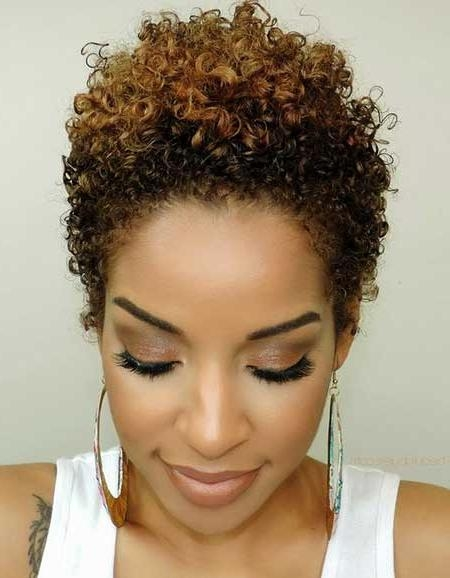 Short Hairstyles Black Hair 2014 – 2015 | Short Hairstyles 2016 With Short Haircuts For Curly Black Hair (View 17 of 20)