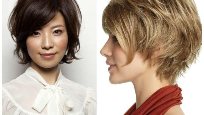 Short Hairstyles Covering Ears | Fade Haircut Intended For Short Haircuts That Cover Your Ears (View 16 of 20)
