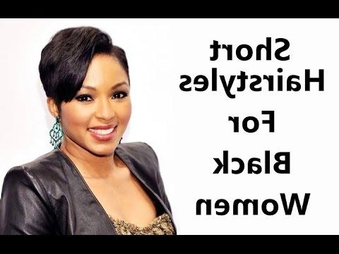 Short Hairstyles For African Women – Hairstyle Foк Women & Man For Short Haircuts For African American Women With Round Faces (View 19 of 20)