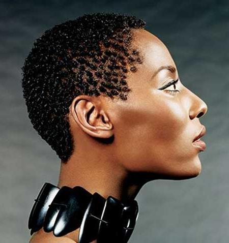 Short Hairstyles For Black Women 2013 – 2014 | Short Hairstyles Intended For Really Short Haircuts For Black Women (View 18 of 20)