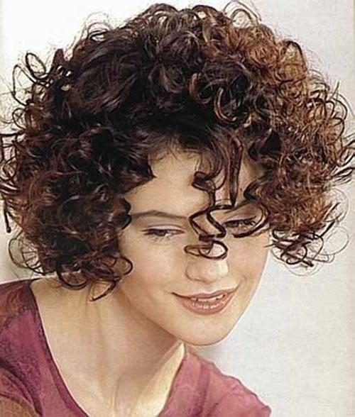 how to style thick curly frizzy hair 20 ideas of haircuts for thick curly frizzy hair 3076