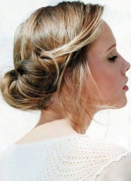 Short Hairstyles For Dinner Party Regarding Desire | Braid Salon Pertaining To Dinner Short Hairstyles (View 17 of 20)