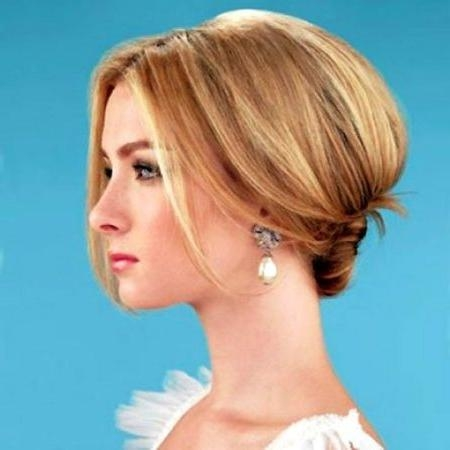 Short Hairstyles For Dinner Party Regarding Desire Is Compatible Within Dinner Short Hairstyles (View 18 of 20)