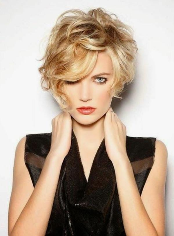 Short Hairstyles For Everyday Life Or Even For A Special Occasion With Short Hairstyles For Special Occasions (View 18 of 20)
