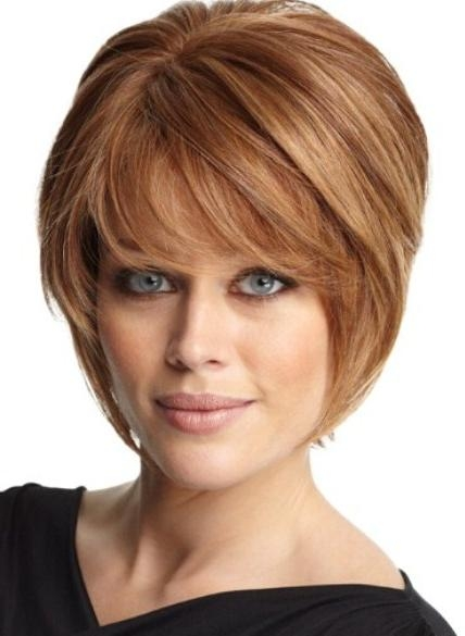Short Hairstyles For Fine Hair Throughout Face Framing Short Hairstyles (View 5 of 20)