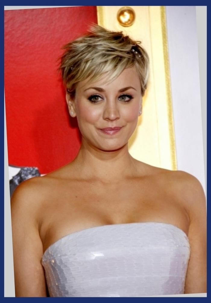 Photo Gallery Of Short Haircuts For Full Figured Women Viewing 5 Of