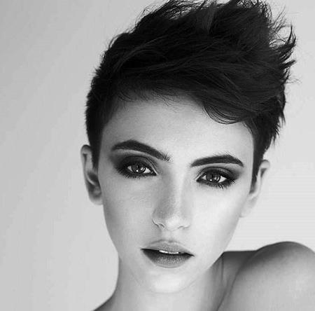 Short Hairstyles For Girls | Short Hairstyles 2016 – 2017 | Most Pertaining To Super Short Haircuts For Girls (Gallery 7 of 20)