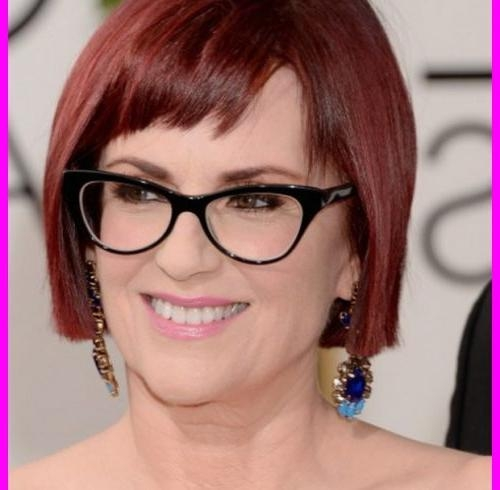 Short Hairstyles For Glasses Wearers Archives – Hairstyles Within Short Hairstyles For Glasses Wearers (View 15 of 20)