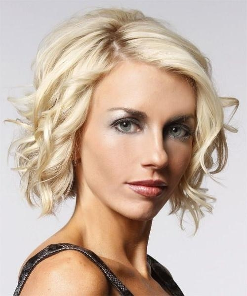 Short Hairstyles For Heart Shaped Face – Popular Haircuts In Short Hairstyles For Heart Shaped Faces (View 19 of 20)