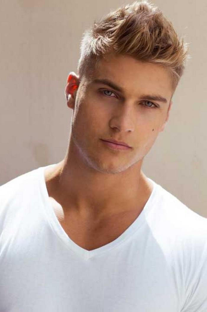 Short Hairstyles For Men With Thinning Hair – Hairstyle Foк Women Within Short Hairstyles For Men With Fine Straight Hair (View 18 of 20)