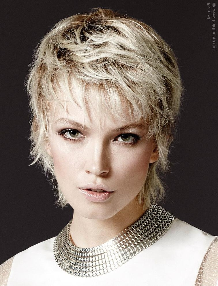 Short Hairstyles For Older Ladies – Hairstyle For Women Regarding Wispy Short Haircuts (View 7 of 20)