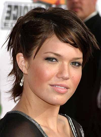Short Hairstyles For Round Faces – Beauty Riot Intended For Funky Short Haircuts For Round Faces (View 13 of 20)